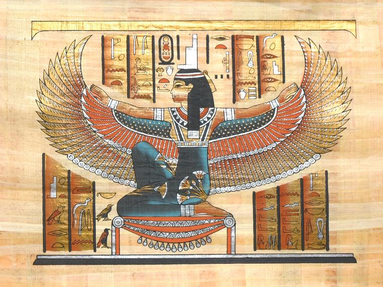 エジプト神イシス